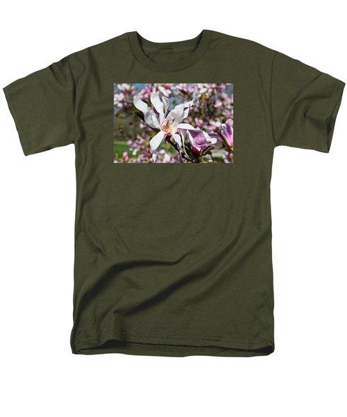 Velvet Men's T-Shirt  (Regular Fit) by Julie Andel