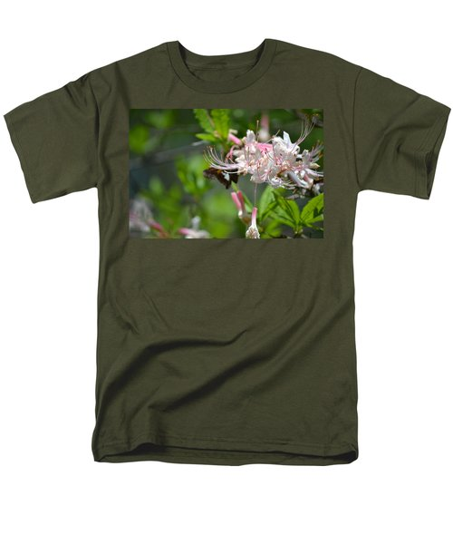 Men's T-Shirt  (Regular Fit) featuring the photograph Visitor by Tara Potts