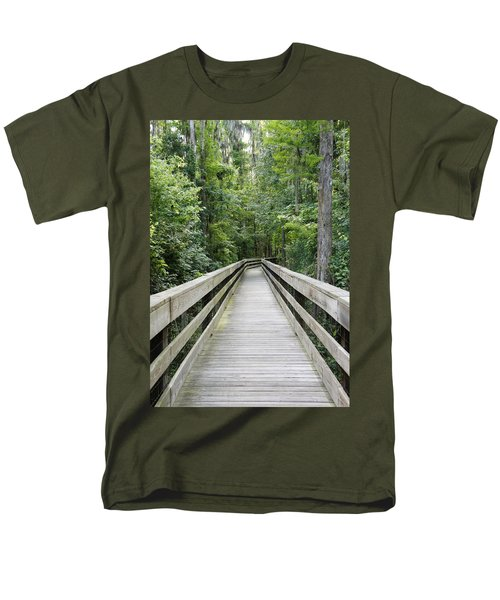 Men's T-Shirt  (Regular Fit) featuring the photograph Wander by Laurie Perry
