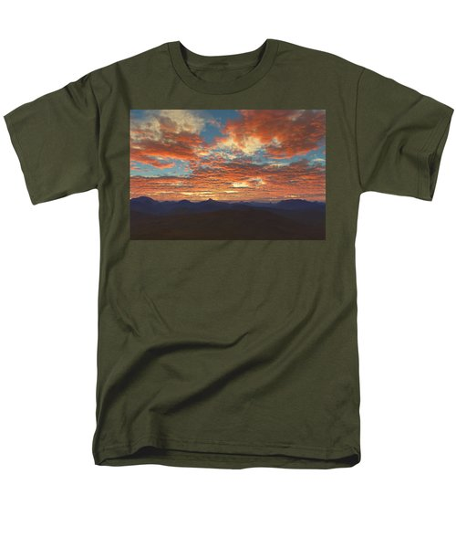 Western Sunset Men's T-Shirt  (Regular Fit) by Mark Greenberg