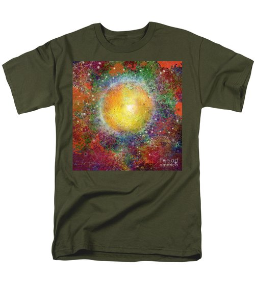 What Kind Of Sun Viii Men's T-Shirt  (Regular Fit) by Carol Jacobs
