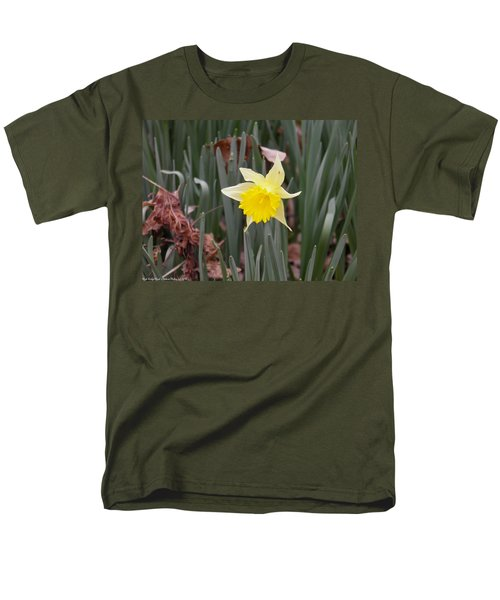 Men's T-Shirt  (Regular Fit) featuring the photograph Whats Up Buttercup by Nick Kirby