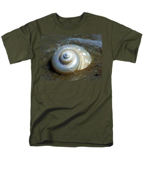Whispering Tides Men's T-Shirt  (Regular Fit) by Karen Wiles