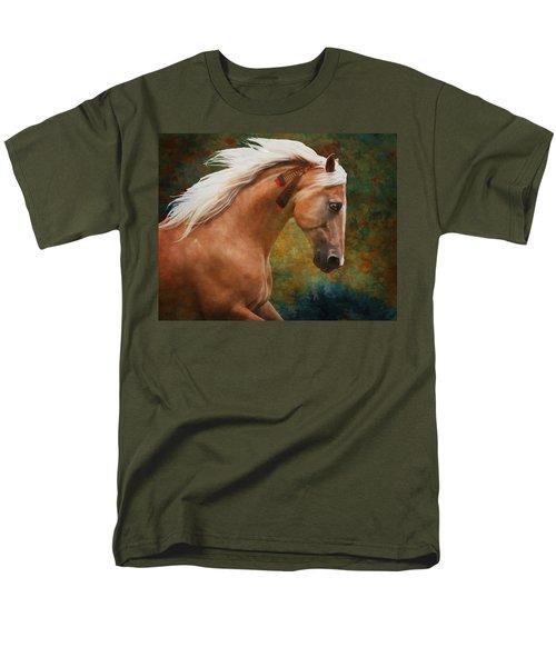 Wind Chaser Men's T-Shirt  (Regular Fit) by Melinda Hughes-Berland
