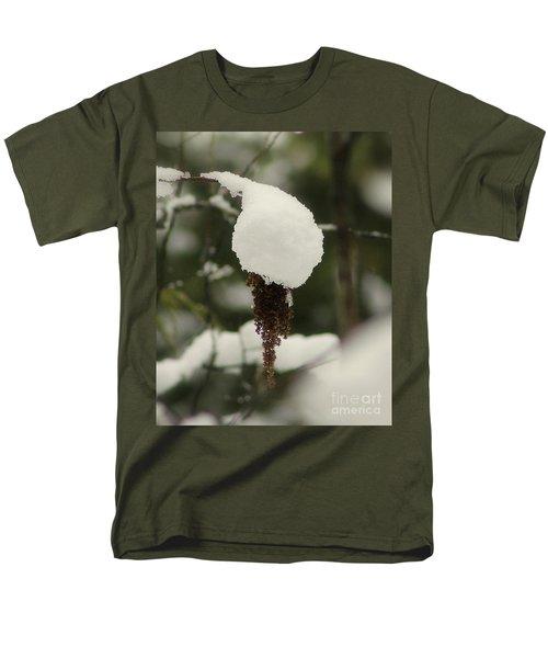 Winter's Cap Men's T-Shirt  (Regular Fit) by Leone Lund
