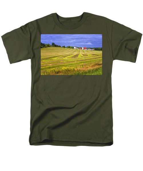 Wisconsin Dawn Men's T-Shirt  (Regular Fit)