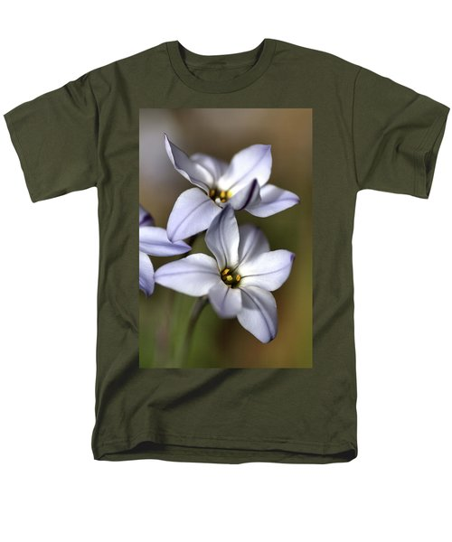 Men's T-Shirt  (Regular Fit) featuring the photograph With Company by Joy Watson