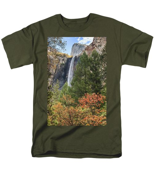 Yosemite Men's T-Shirt  (Regular Fit) by Muhie Kanawati