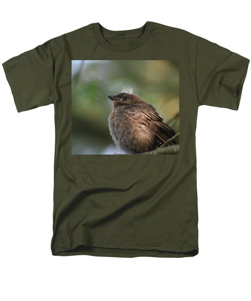 Baby Bird Men's T-Shirt  (Regular Fit) by Cathie Douglas