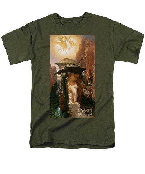 Perseus And Andromeda Men's T-Shirt  (Regular Fit) by Frederic Leighton