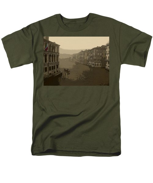 Men's T-Shirt  (Regular Fit) featuring the photograph Venice by David Gleeson