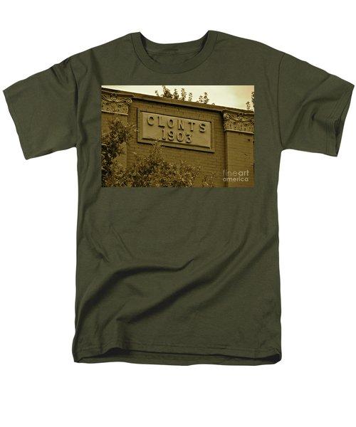 Men's T-Shirt  (Regular Fit) featuring the photograph 1903 by Carol  Bradley
