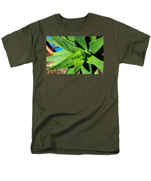 Aloe Men's T-Shirt  (Regular Fit) by M Diane Bonaparte
