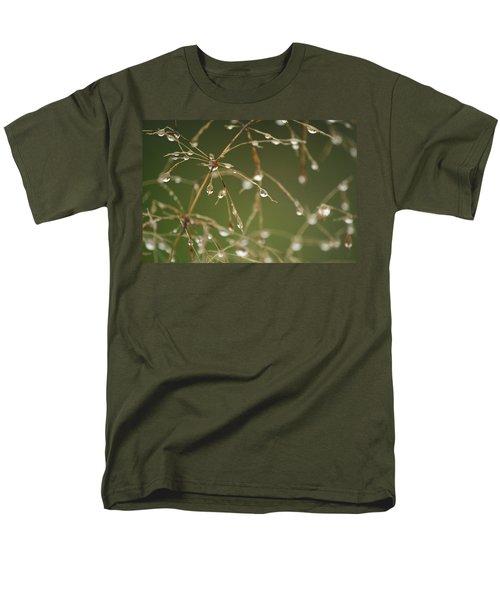 Branches Of Dew Men's T-Shirt  (Regular Fit)
