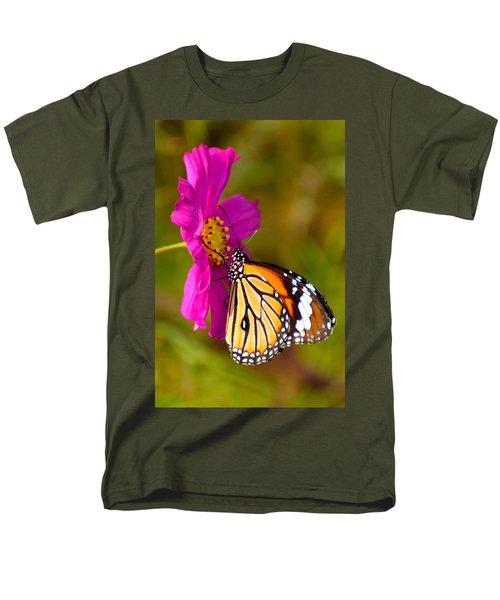 Butterfly II Men's T-Shirt  (Regular Fit) by Fotosas Photography