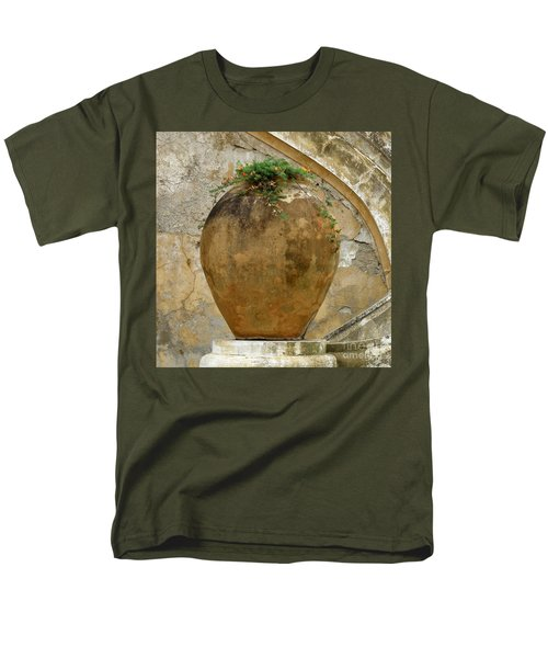 Clay Pot Men's T-Shirt  (Regular Fit) by Lainie Wrightson