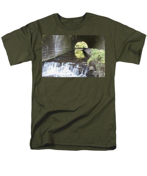 Men's T-Shirt  (Regular Fit) featuring the photograph Corbetts Glen by William Norton
