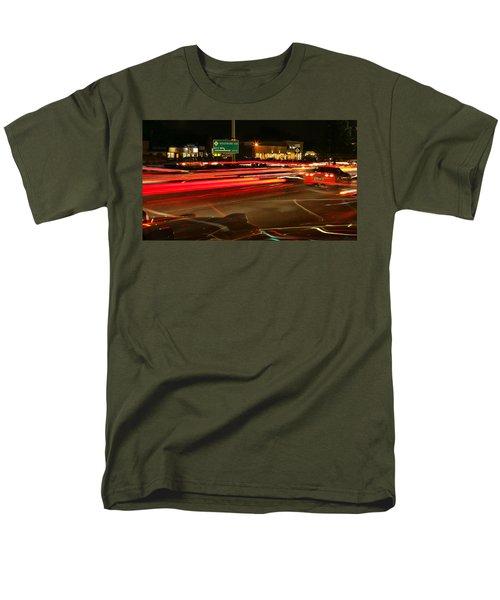 Men's T-Shirt  (Regular Fit) featuring the photograph Dream Cruisin' by Gordon Dean II