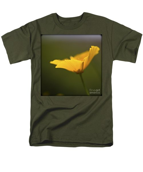 Men's T-Shirt  (Regular Fit) featuring the photograph Golden Afternoon. by Clare Bambers