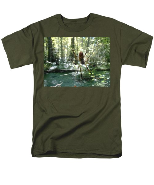 Men's T-Shirt  (Regular Fit) featuring the photograph Hanging Loose by Mark Robbins
