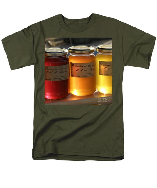Honey Men's T-Shirt  (Regular Fit) by Lainie Wrightson