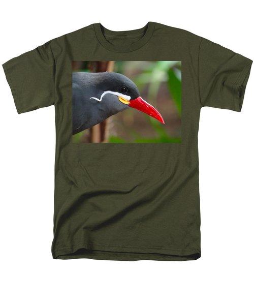 Men's T-Shirt  (Regular Fit) featuring the photograph Inca Tern by Julia Wilcox