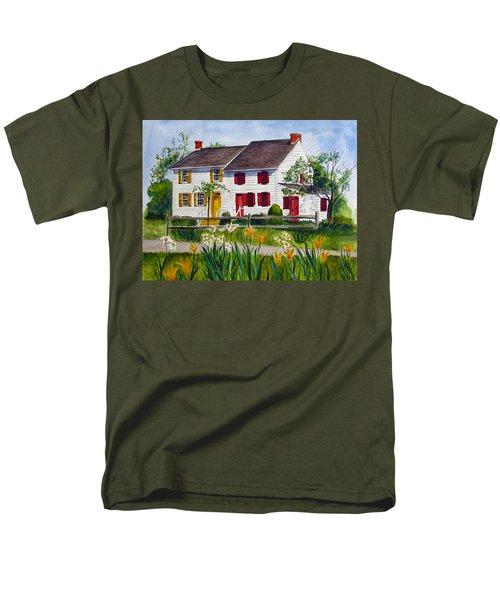 John Abbott House Men's T-Shirt  (Regular Fit)