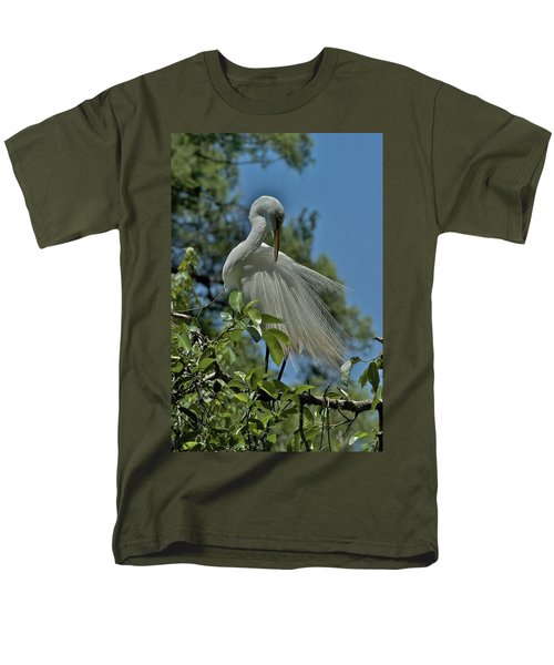 Men's T-Shirt  (Regular Fit) featuring the photograph Just So by Joseph Yarbrough