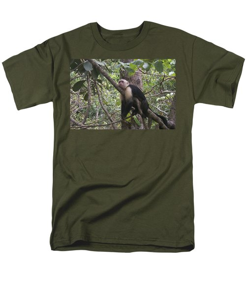 Men's T-Shirt  (Regular Fit) featuring the photograph Lazy Day by David Gleeson