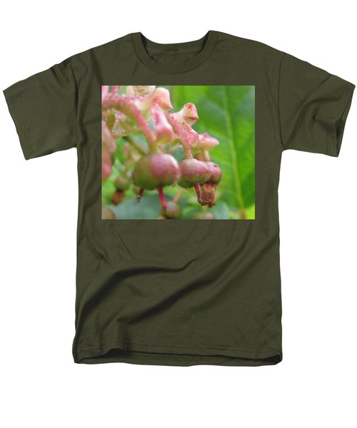 Men's T-Shirt  (Regular Fit) featuring the photograph Lilly Of The Valley Close Up by Kym Backland