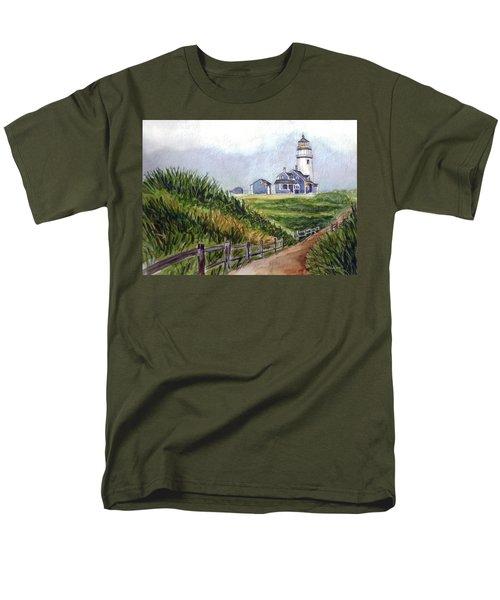 Maine Light Men's T-Shirt  (Regular Fit)