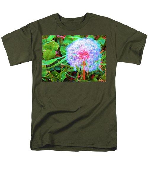 Men's T-Shirt  (Regular Fit) featuring the photograph Make A Wish by Susan Carella