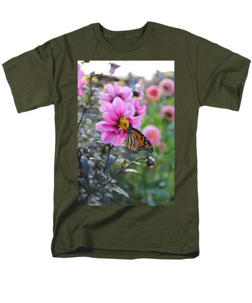 Men's T-Shirt  (Regular Fit) featuring the photograph Making Things New by Michael Frank Jr