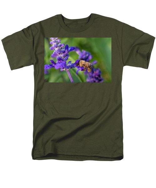 Men's T-Shirt  (Regular Fit) featuring the photograph Mmmm Honey by Tom Gort