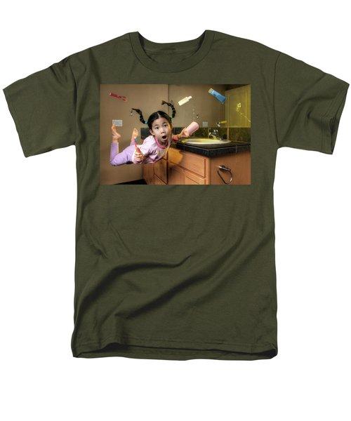 Morning Surprise Men's T-Shirt  (Regular Fit)