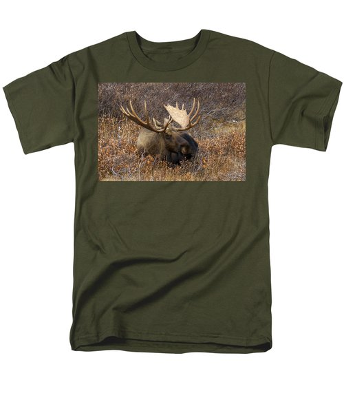 Men's T-Shirt  (Regular Fit) featuring the photograph Much Needed Rest by Doug Lloyd