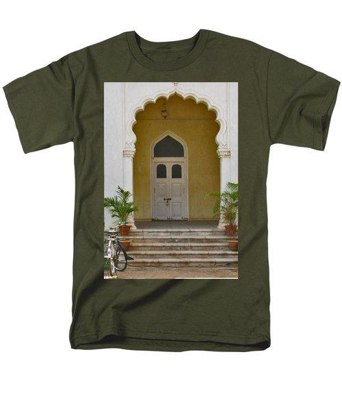 Men's T-Shirt  (Regular Fit) featuring the photograph Palace Door by David Pantuso