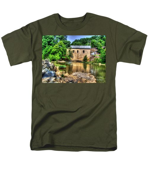 Powerhouse Men's T-Shirt  (Regular Fit) by Dan Stone