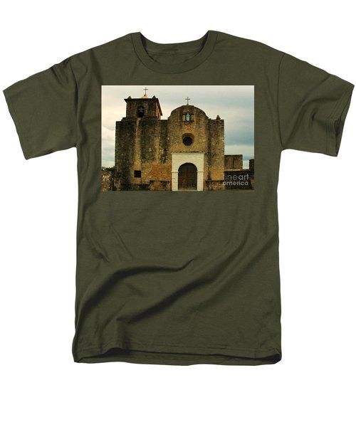 Presidio La Bahia Men's T-Shirt  (Regular Fit) by Vivian Christopher