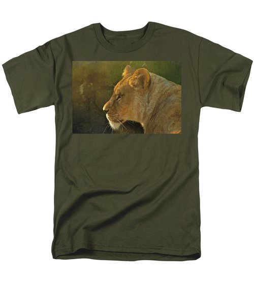 Pursuit Of Pride Men's T-Shirt  (Regular Fit) by Laddie Halupa
