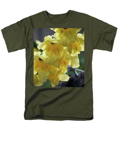 Men's T-Shirt  (Regular Fit) featuring the photograph Radiance by Thomas Woolworth