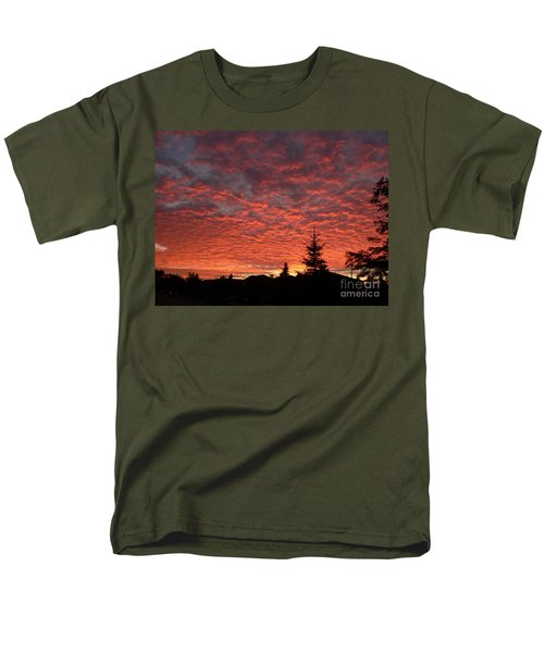 Men's T-Shirt  (Regular Fit) featuring the photograph Sailor's Delight by Laurel Best