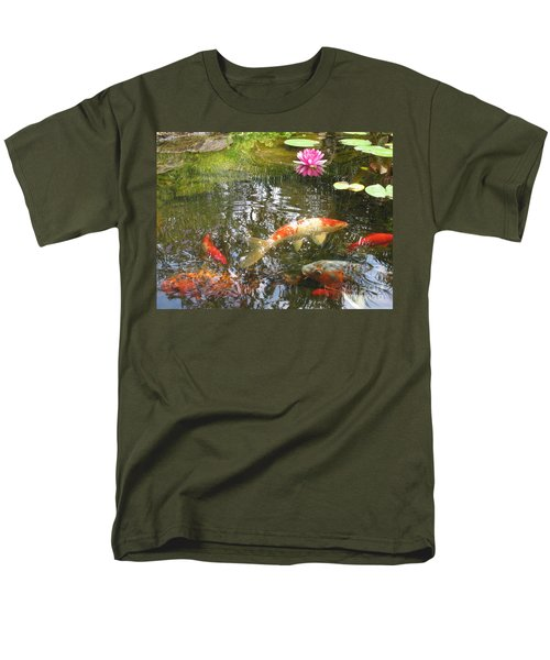 Men's T-Shirt  (Regular Fit) featuring the photograph Serenity by Laurianna Taylor