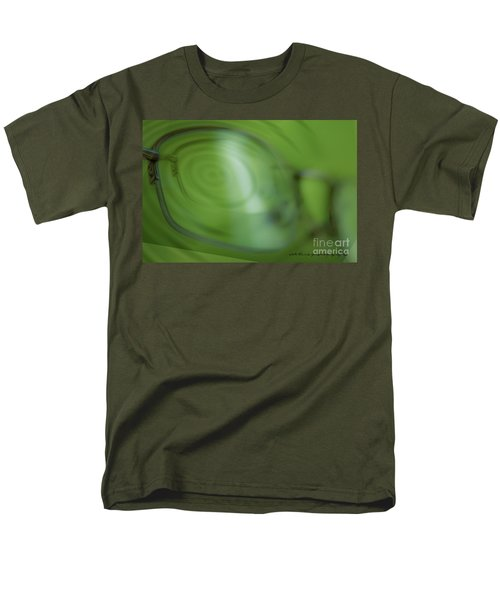 Spinner Vision Men's T-Shirt  (Regular Fit) by Vicki Ferrari Photography