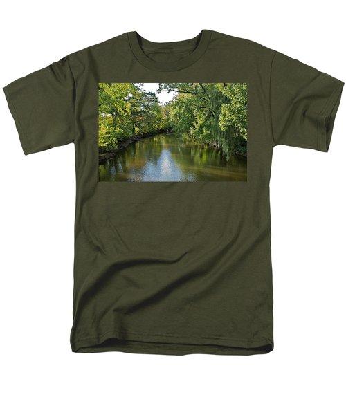Men's T-Shirt  (Regular Fit) featuring the photograph Summer Light by Joseph Yarbrough