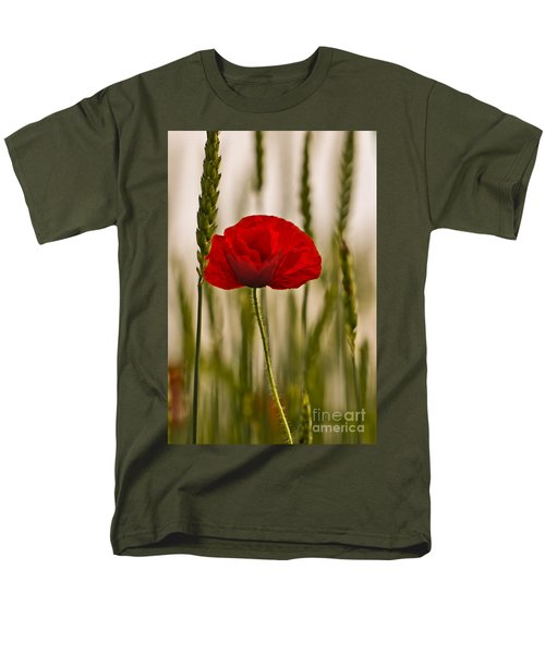 Men's T-Shirt  (Regular Fit) featuring the photograph Sunset Glow. by Clare Bambers