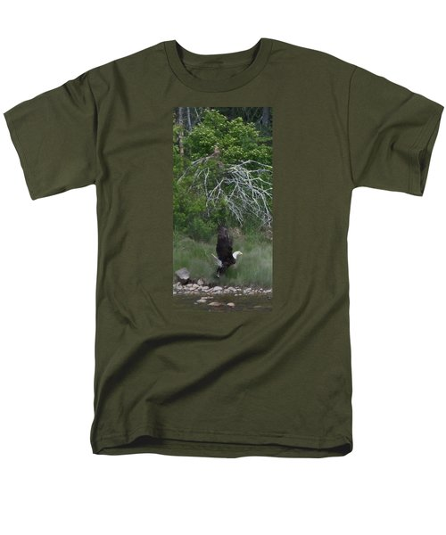 Taking Home The Catch Men's T-Shirt  (Regular Fit) by Francine Frank
