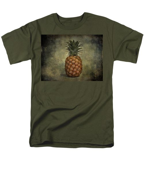 The Pineapple  Men's T-Shirt  (Regular Fit) by Jerry Cordeiro