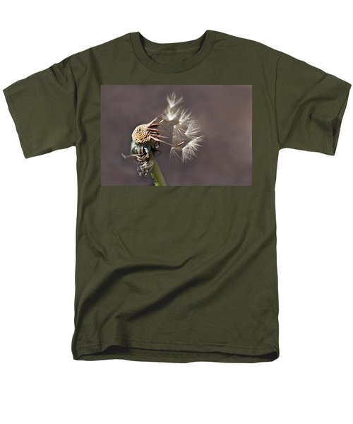 Men's T-Shirt  (Regular Fit) featuring the photograph The Struggle by Marion Cullen