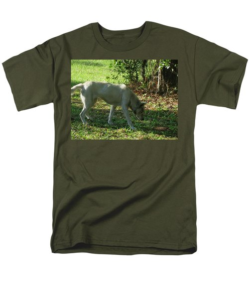 The Tracker Men's T-Shirt  (Regular Fit) by Maria Urso